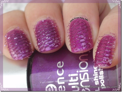 net lace on nails 5