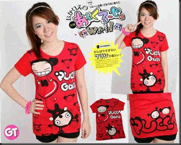 PUCCA GARU IN LOVE (5607)