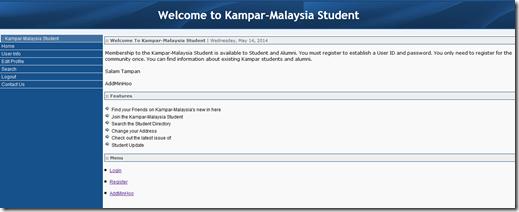kampar malaysia student