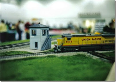 06 SOME Alumni Modular Layout at Train Fest in November 2002