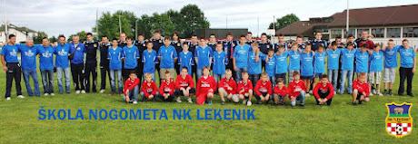 Post image for Poziv djeci za upis u školu nogometa NK Lekenik
