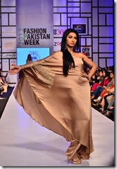 Pakistan's third fashion week FPW 3 201218