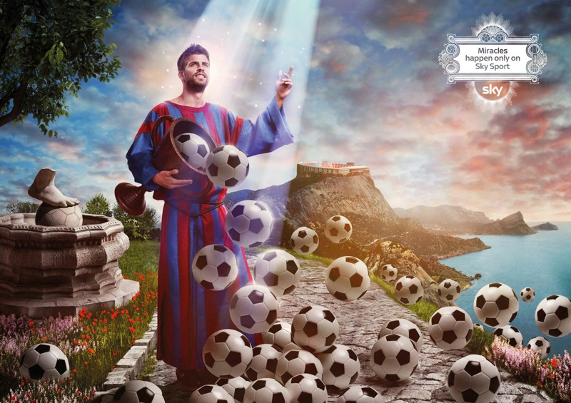 Sky miracles pique