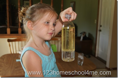 Science Experiments for Preschool