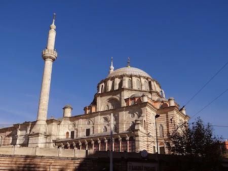 Obiective turistice Istanbul: Moscheea Laleli