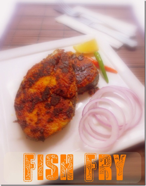 Fish Fry Recipe Indian Style