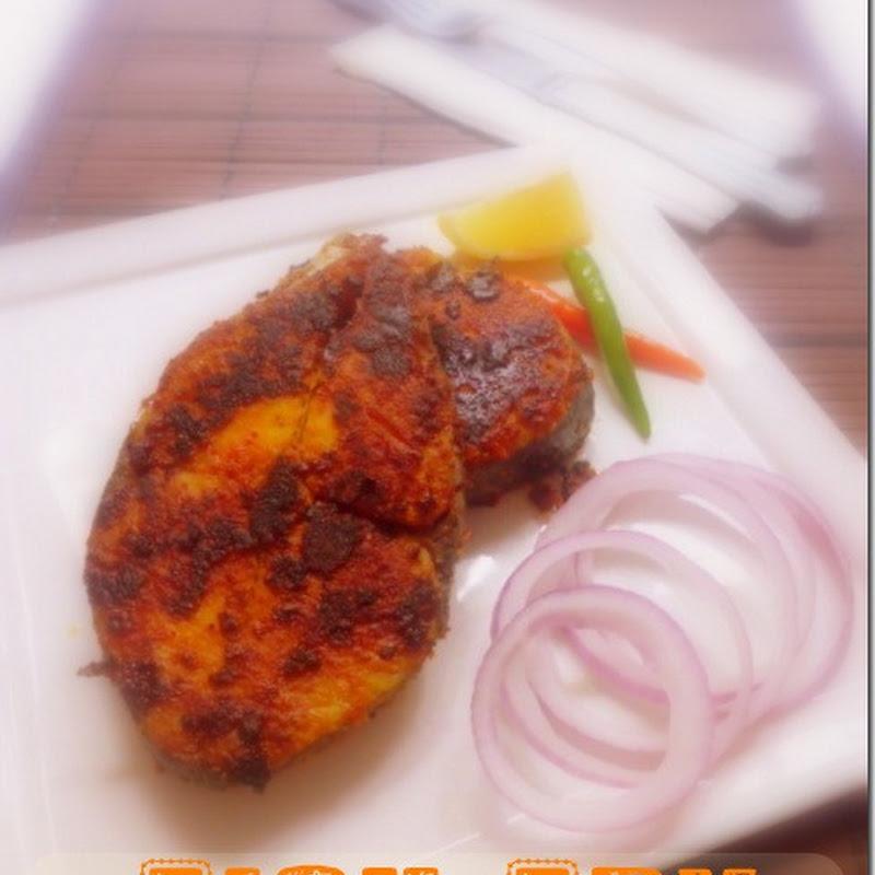 Fish Fry | Meen Varuval