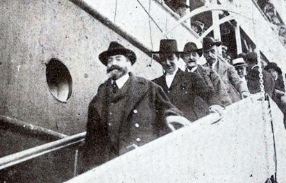 1920-03-19 Llegada a cadiz