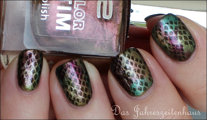 Reptile Schlangen Nails 11