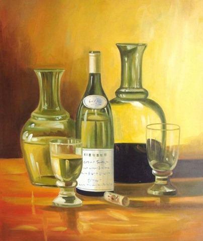 vinho decoupage 3