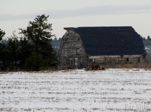 Old Yliniemi Barn
