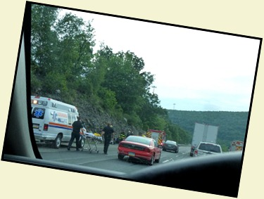 04a - motorcycle accident I-81 PA