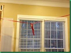 Simie's zip line