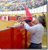 Bolaños Brindis de Aníbal Ruiz a Ignacio Rubio