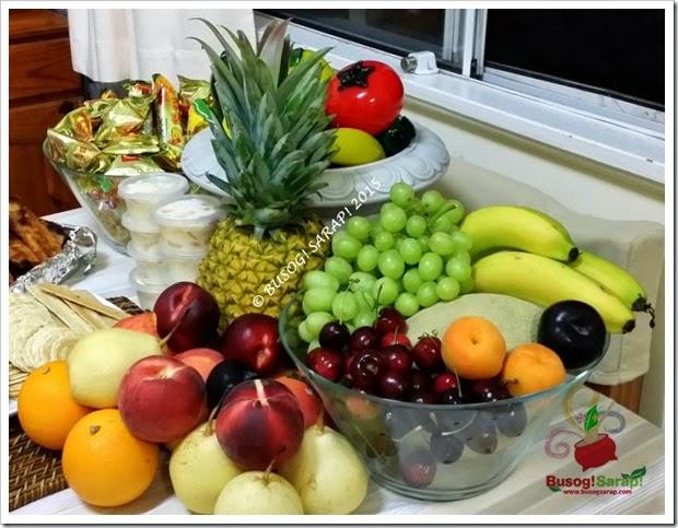 NEW YEAR 2015 FRUITS © BUSOG! SARAP! 2015