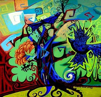 gargoyle crows 2 genevieve esson