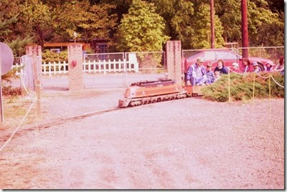 79410595 Pacific Northwest Live Steamers in 1998