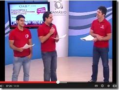 IX OAB - 2012.3 - 1ª fase - Correção Damázio