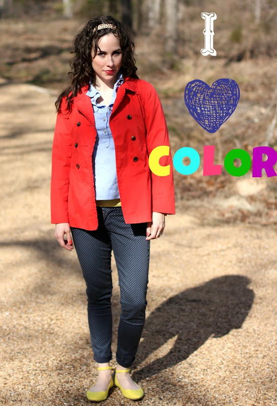 I heart color
