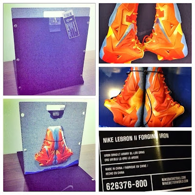 nike lebron 11 gr atomic orange 3 01 forging iron A Sizzling Look at Nike LeBron XI Forging Iron