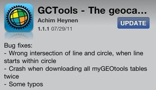 GCTools 1.1.1