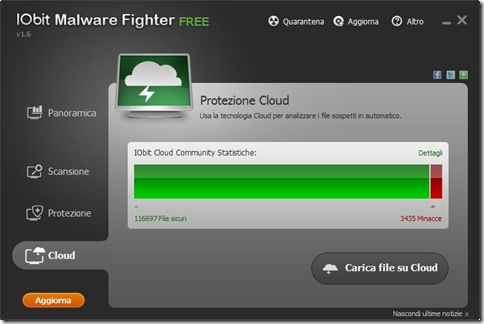 IObit Malware Fighter Free Cloud