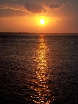 Monday beach and sunset 049
