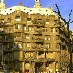 23.- Gaudí. La casa Milá