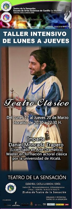 taller teatro clásico marzo