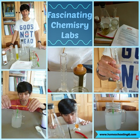 Fascinating Chemistry Labs