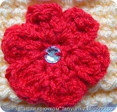 вязание крючком детские шапки, шапка крючком для начинающих, baby hat crochet