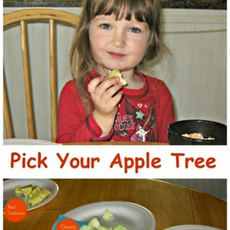 Preschool Mini-Unit - Apples