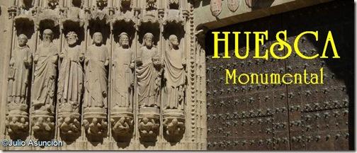 HUESCA monumental - por Julio Asunción
