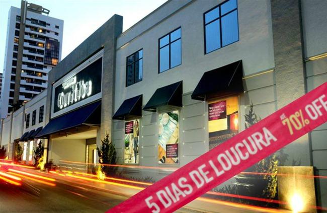 5 dias de loucura shopping curitiba 2013