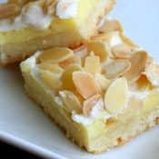 Cream Cheese Almond Bars