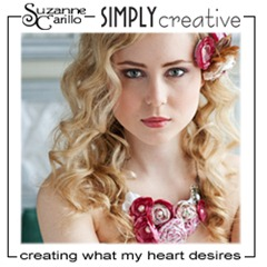 Suzanne Carillo Simply Creative, Style Files