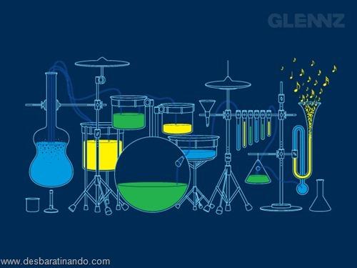 desenhos geeks nerds geek nerd desbaratinando glenn (6)