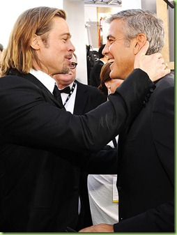 brad-pitt george clooney-435