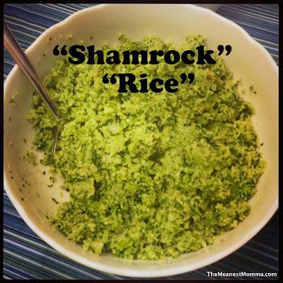 """Shamrock"" ""Rice"""