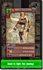 صورة أحد الأبطال فى لعبة حلبة أبطال الكروت إيريدان