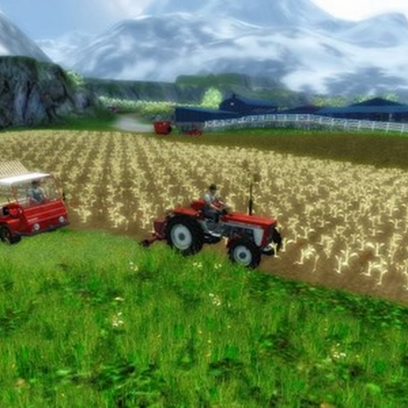 Farming simulator 2013 - Cornwell Farm v 1.1