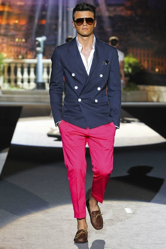 Milan Fashion Week Primavera 2012 - Dsquared² (15)
