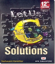 let us c solution free pdf