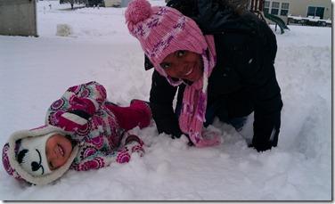 anna dom snow