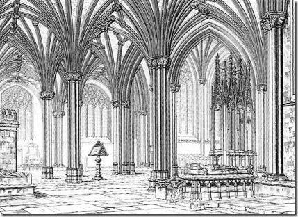 gotik interior
