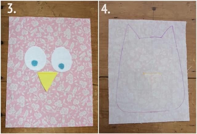 easy sew owl 3