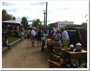 Columbia City Farmer's Market - Indiana