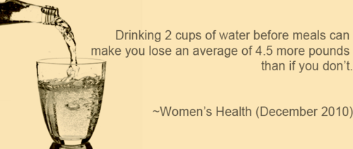 Water women's health