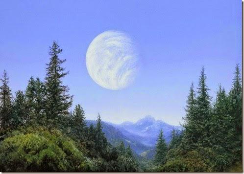 luna endor