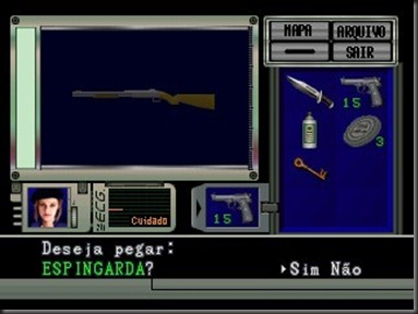 resident evil direstor s cut em portugues psx ps1 frete gratis vitoria es brasil__671228_3